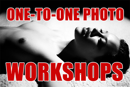 One-to-one Photo Workshops