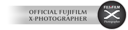 Official Fujifilm X-Photographer