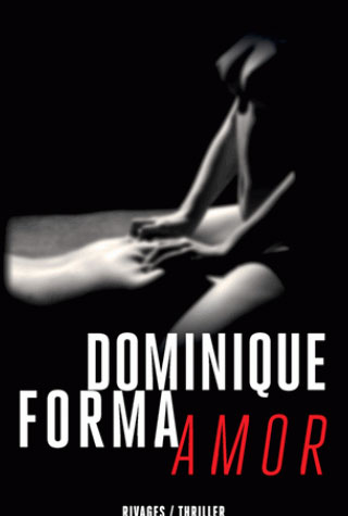 Dominique Forma - Amor; book cover by Jiri Ruzek