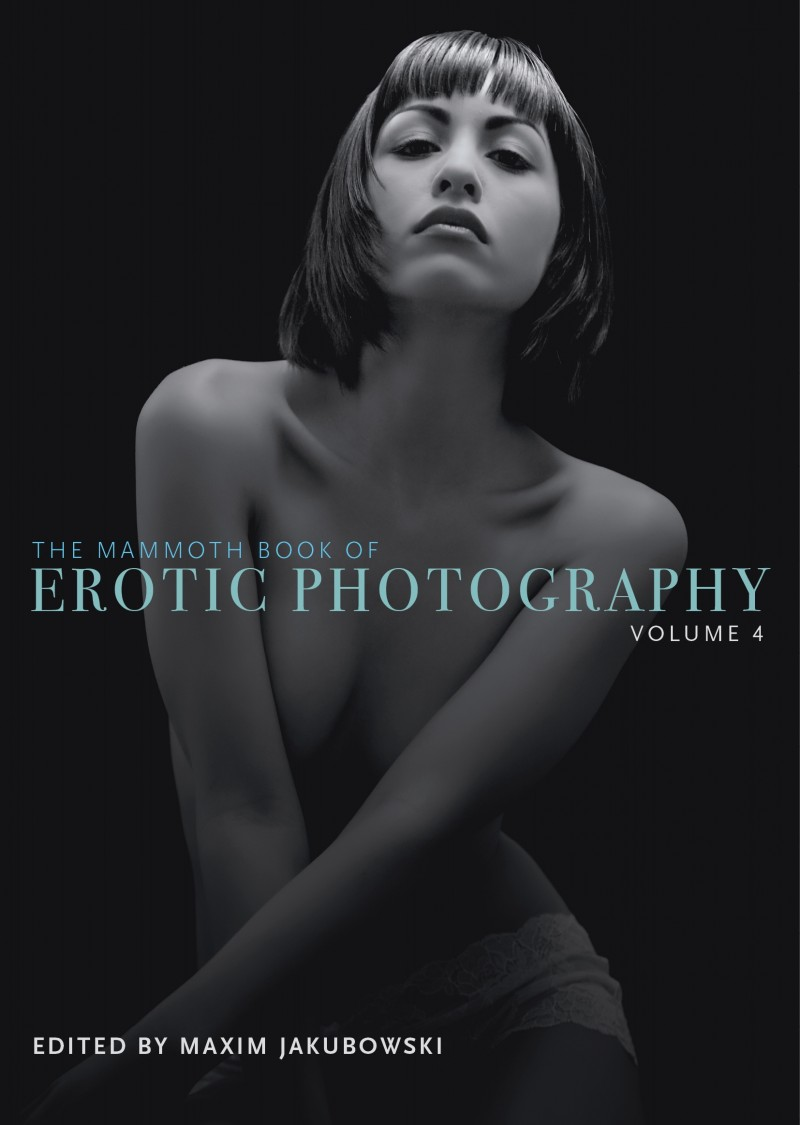 The Mammoth Book of Erotic Photography, Vol. 4, cover photo by Mike Lawson