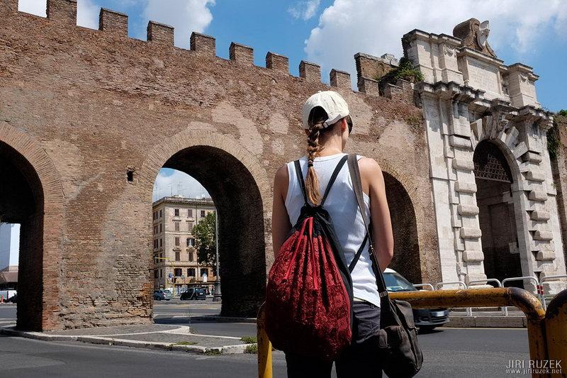 Porta San Giovanni - X100S