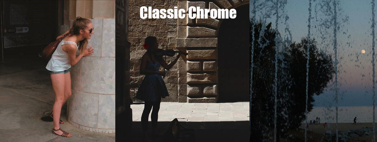 Classic Chrome simulace (zdroj: fujifilm.com)