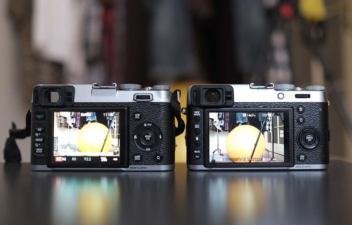 Fujifilm X100T Hands On