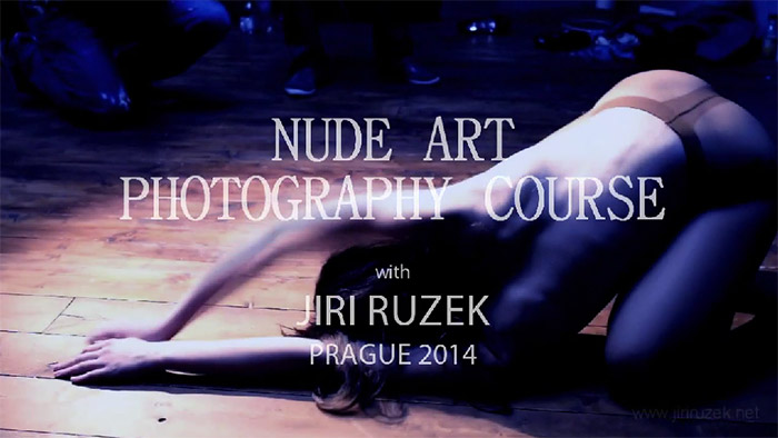 Video - Uglamour Nude Art Workshop Prague