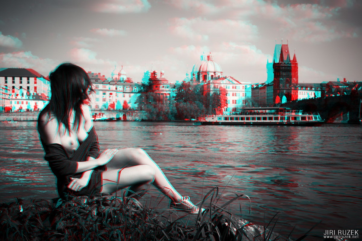 3D Charles Bridge Glamour
