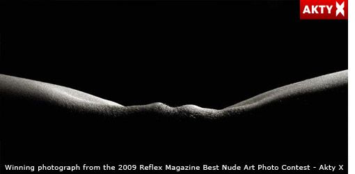 Akty X Best Nude Art Photo Contest Award