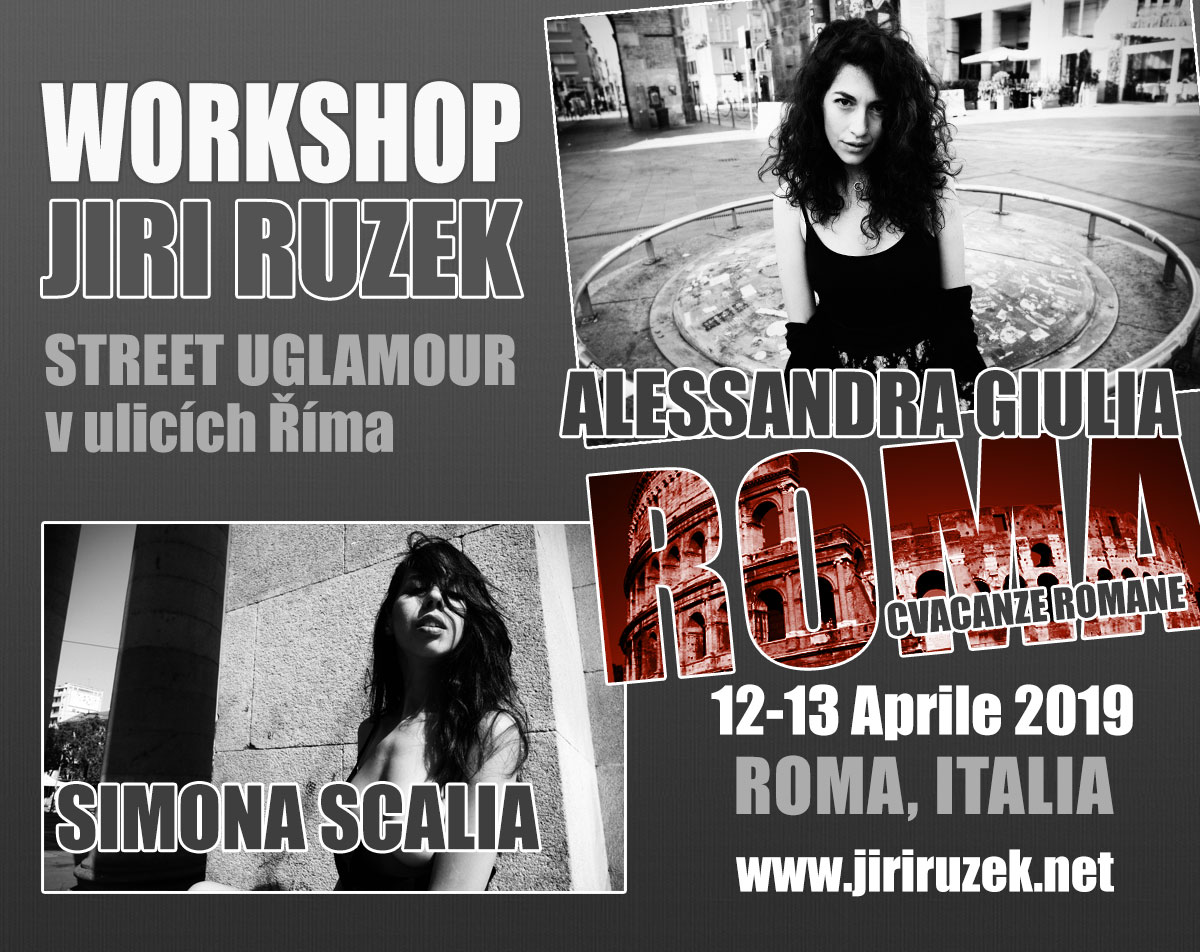 Foto Workshop Řím